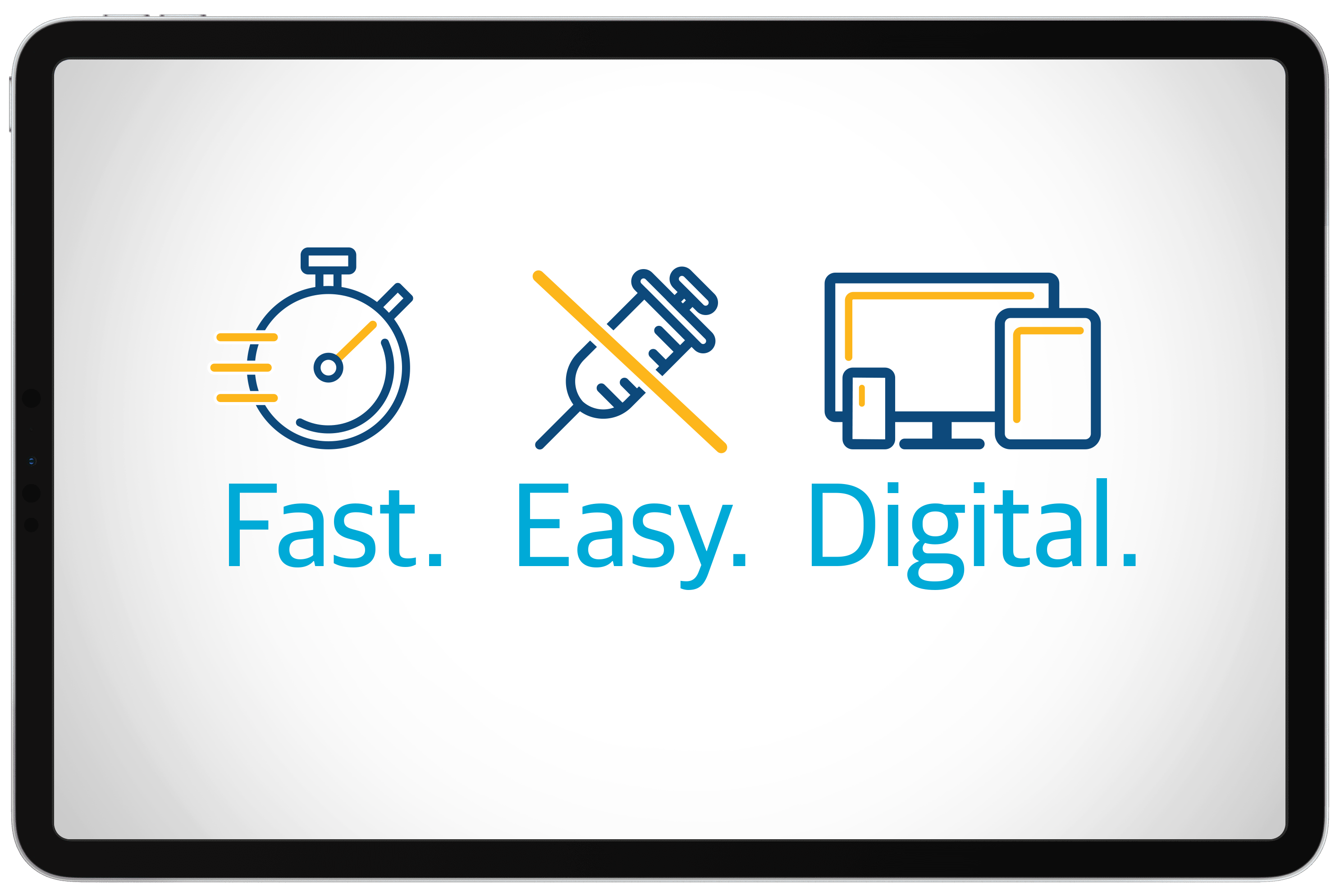 Accelerated Underwriting: Fast. Easy. Digital.
